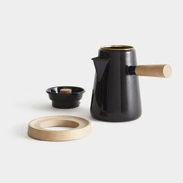 Cowboy coffee kettle