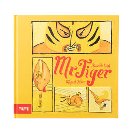 Mr Tiger front cover