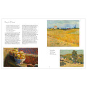 The EY Exhibition: Van Gogh and Britain exhibition book (paperback)