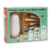 Create your own matryoshka kit
