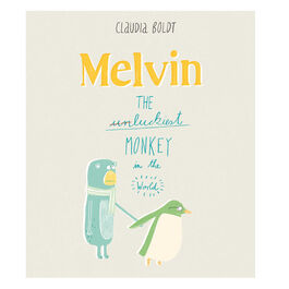 Melvin: The Luckiest Monkey in the World
