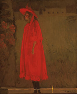 Walter Richard Sickert: Minnie Cunningham at the Old Bedford