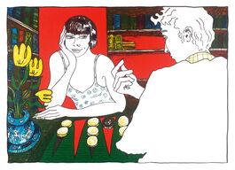 Edwina Sandys: Backgammon