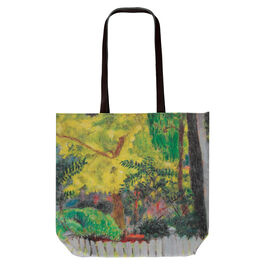 Pierre Bonnard Violet Fence tote bag