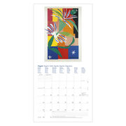 Matisse 2021 calendar