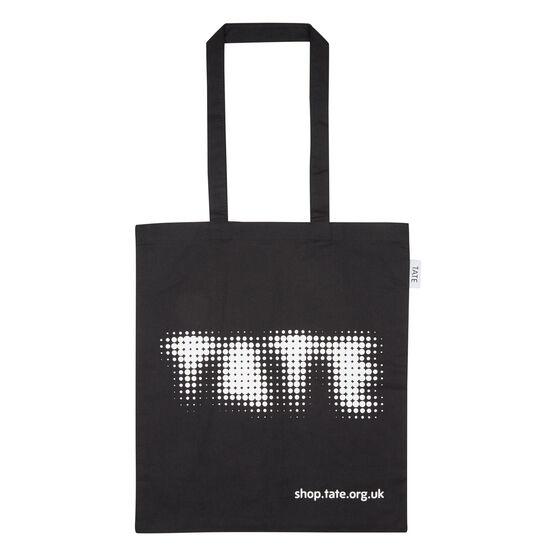 Tate logo tote bag