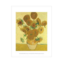 Vincent van Gogh: Sunflowers mini print