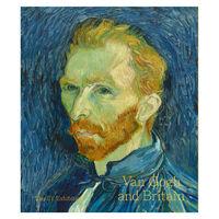 The EY Exhibition: Van Gogh and Britain exhibition book (paperback)
