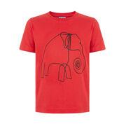 Calder Elephant kid's t-shirt