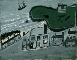 Alfred Wallis: The Hold House, Port Mear Square