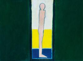 Peter Kinley: Figure in a Doorway