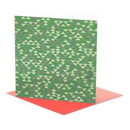 Anni Albers: Study for Triadic II Christmas card (pack of 10)
