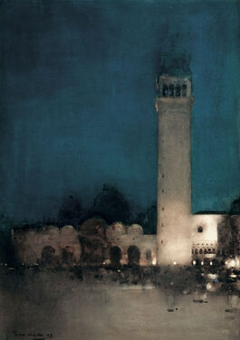 Melville: The Blue Night, Venice