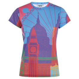 Yoni Alter London Ladies T-shirt