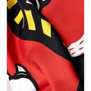 Antonio Dias paw silk scarf