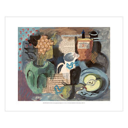 John Piper: Still Life mini print