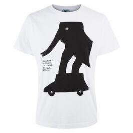 David Shrigley Elephant T-shirt
