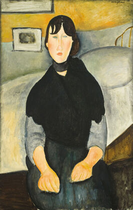 Modigliani: Young Woman of the People