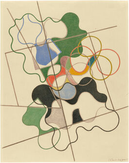 Sophie Taeuber-Arp: Geometric and Undulating
