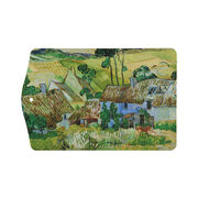 Van Gogh Farms near Auvers chopping board