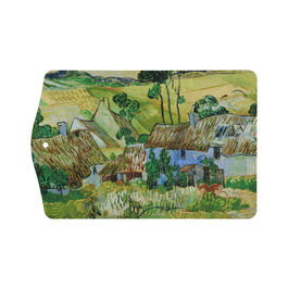Van Gogh Farms near Auvers chopping board