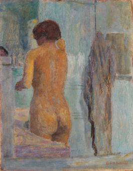 Pierre Bonnard: Bathing Woman, Seen from the Back