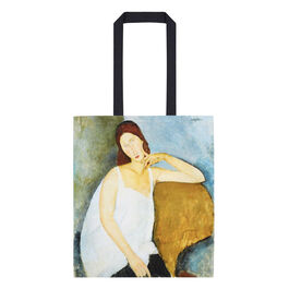 Modigliani Jeanne Hébuterne tote bag