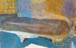 Pierre Bonnard: Nude in the Bath