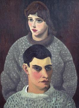 Cedric Morris: David and Barbara Carr