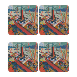 Derain The Pool of London placemats