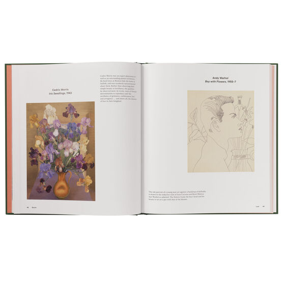 Signed edition of Bloom inside pages