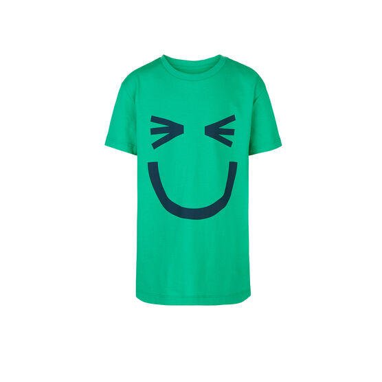 Marcus Walters children's green Sneeze t-shirt