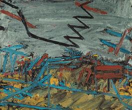 Frank Auerbach: Primrose Hill