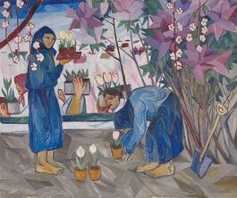 Goncharova: Gardening