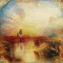 Turner: War. The Exile and the Rock Limpet