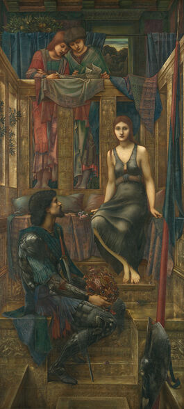 Edward Burne-Jones: King Cophetua & the Beggar Maid