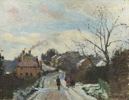 Pissarro: Fox Hill, Upper Norwood