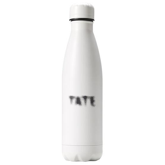 Tate logo white drinks bottle