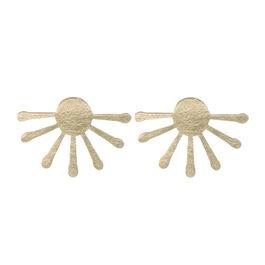 Inca Sun Burst earrings