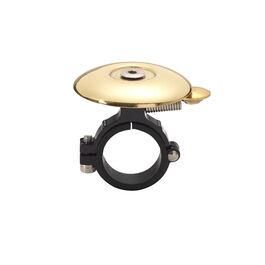 Cymbal bike bell