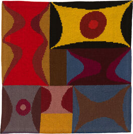 Sophie Taeuber-Arp: Elementary Forms: Vertical-Horizontal Composition