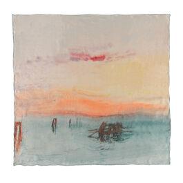 J.M.W. Turner silk scarf
