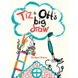 Tiz and Ott's Big Draw