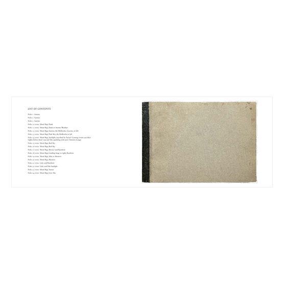 J.M.W. Turner: The Lucerne Sketchbook