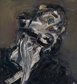 Frank Auerbach: Head of J.Y.M. II