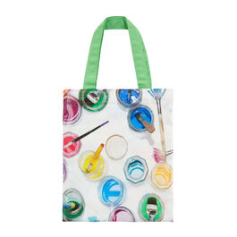 Ella Doran paint pots mini tote bag