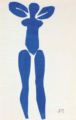 Matisse: Standing Blue Nude