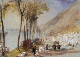 Turner: View on the Seine