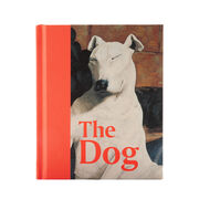 Signed edition of The Dog front cover