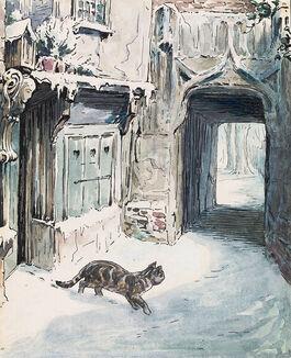 Helen Beatrix Potter: Simpkin Goes Out